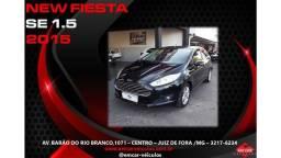 New Fiesta SE 1.5 2015 Manual