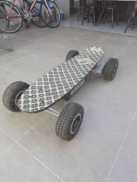 Skateboard elétrico
