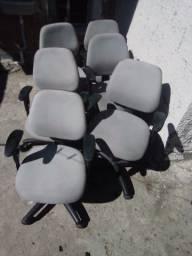 Vendo Cadeiras Para Escritório