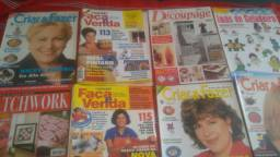 Coleção revistas de artesanato