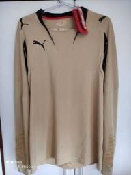 Camisa Futebol. Goleiro Puma Original