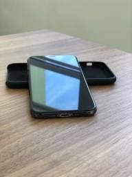 IPhone X 64GB seminovo com NF