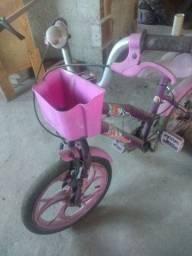Título do anúncio: Bike de criança