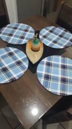 Mesa descanso de prato