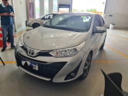 Toyota yaris xs 1.5 automático 2019 apenas 17 mil km