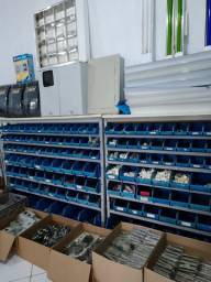 Estoque de material Eletrico  estudo a melhor proposta 17.500