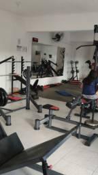 Lote Academia Completa Equipamentos Pro physical