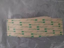 Fita Dual Lock 3M (Transparente, Perfil Fino)