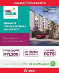 More em Paulista na PE 22 c Lazer e entrega em 11 Meses