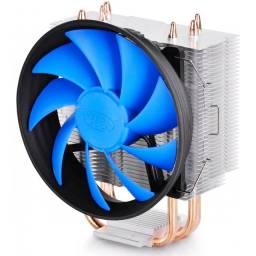 Cooler Para Processador DeepCool Gammaxx 300 Blue 120mm Intel-AMD - Loja Natan Abreu