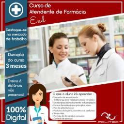 Qualificação de Atendente de Farmácia