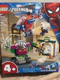 Vendo Lego spider-man novo na caixa