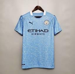 Camisa Manchester City 2021