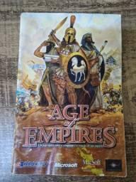 Manual Original em PT - Age of Empires I