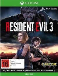 Resident evil 3 remake para xbox