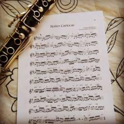 Clarinete Weril em perfeito estado