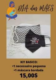 Dia das Mães kits bordados