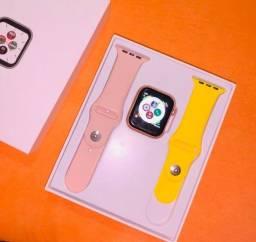 Relógio Smartwatch T5 Pro Original Troca Pulseiras Versão Atualizada 2020