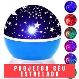 Projetor Céu Estrelado - 12x de R$6,00