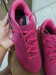 Chuteira society Adidas nemeziz original