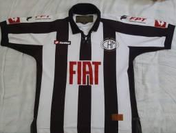 Camisa do centenário clube atlético Mineiro