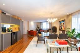 Apartamento à venda com 3 dormitórios em Bigorrilho, Curitiba cod:AP-0206