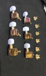 Tarraxa Fender American Standard Gold