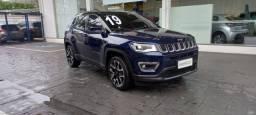 Título do anúncio: Jeep Compass Limited 2019/2019 - 19.560 kms