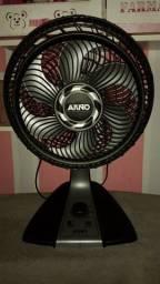 Ventilador Arno - Retirada de peças
