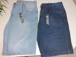 Bermudas e calças