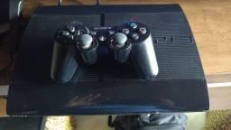 Troco pra bancada arcade  PS3 super slim desbloqueado