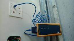 Cabeamento estruturado para internet