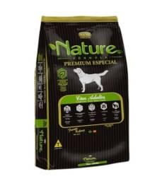 Ração Nature Premium Especial 100% Natural - 15 kg