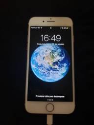Vendo iPhone 7 rose 32Gb funciona tudo