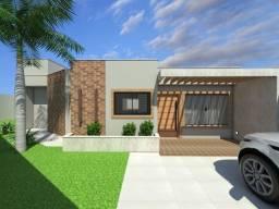 Casa próximo da Minas Rios com 02 quartos, 80 M² de construção, em fase de obra