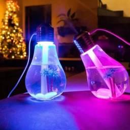 Lampada Aromatizador Ar Luz Led  por apenas de 39,99 ? Entregamos  ?  Passamos cartao