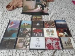 CDs e DVDs do Pink Floyd