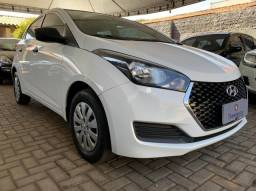 Título do anúncio: Hyundai HB20 1.0 Confort-Plus branco 2019/2019