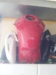Tanque da honda Titan 160