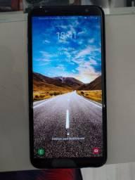 Samsung J6+ Preto 32GB / 3GB RAM