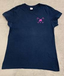 camiseta polo play azul marinho