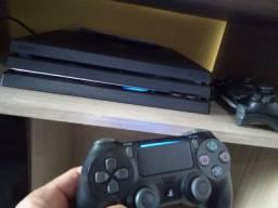 PS4 pro Seminovo com Garantia
