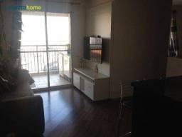 Apartamento com 62 m², 2 dormitórios e 1 Vaga na Barra Funda