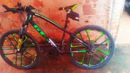Bike GTS aro 29 27 velocidade