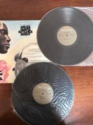 Miles Davis - Raridade - Álbum Duplo - Bitches Brew- Para Colecionadores