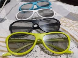 Óculos 3d. Tv lg