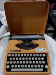 Maquina de escrever portátil lettera 82