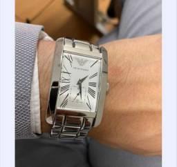Relógio original empório Armani