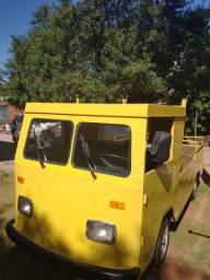 Kombi carroceria/pick up ( relíquia da Itapemirim)