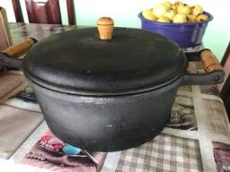 Vendo está panela de ferro puro 220